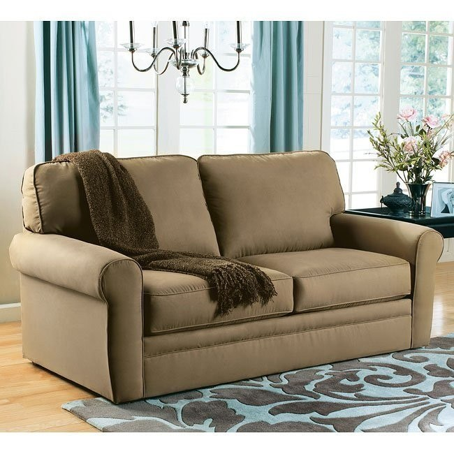 Intermission - Mocha Living Room Set