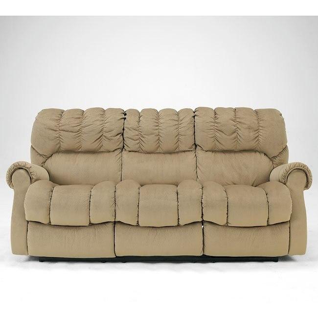 Sorrell - Mocha Reclining Sofa