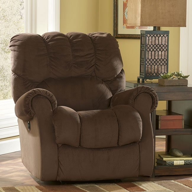 Sorrell - Java Rocker Recliner
