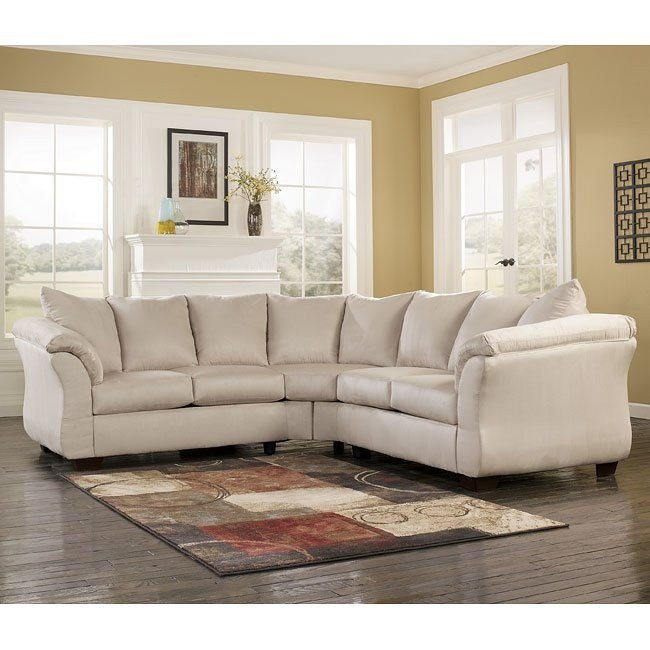 Darcy - Stone Sectional