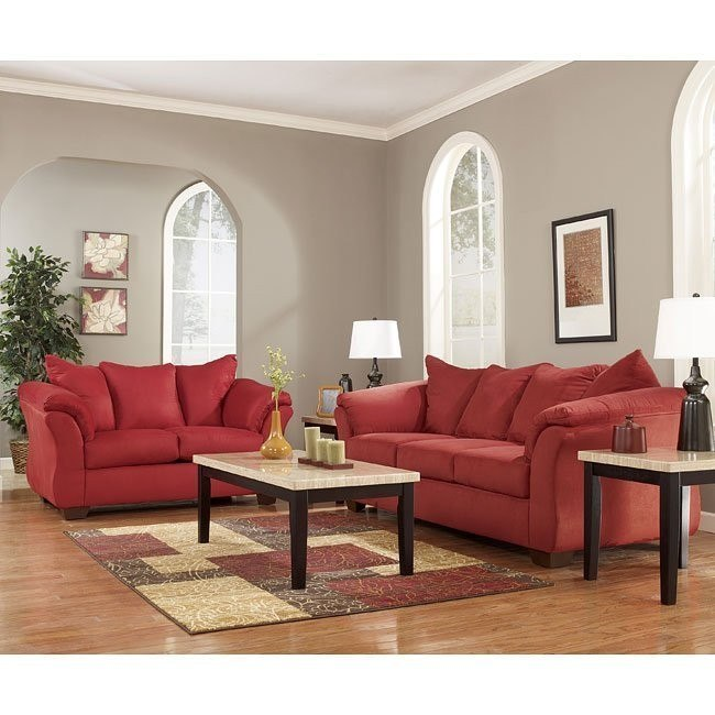 Darcy - Salsa Living Room Set