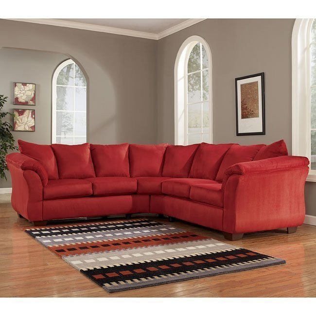 Darcy - Salsa Sectional