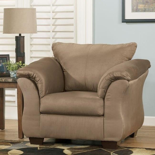 Darcy - Mocha Chair