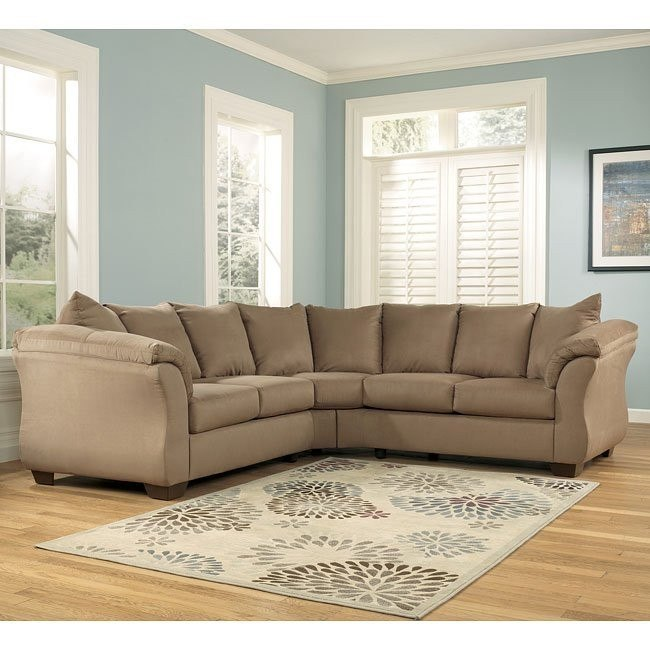 Darcy - Mocha Sectional