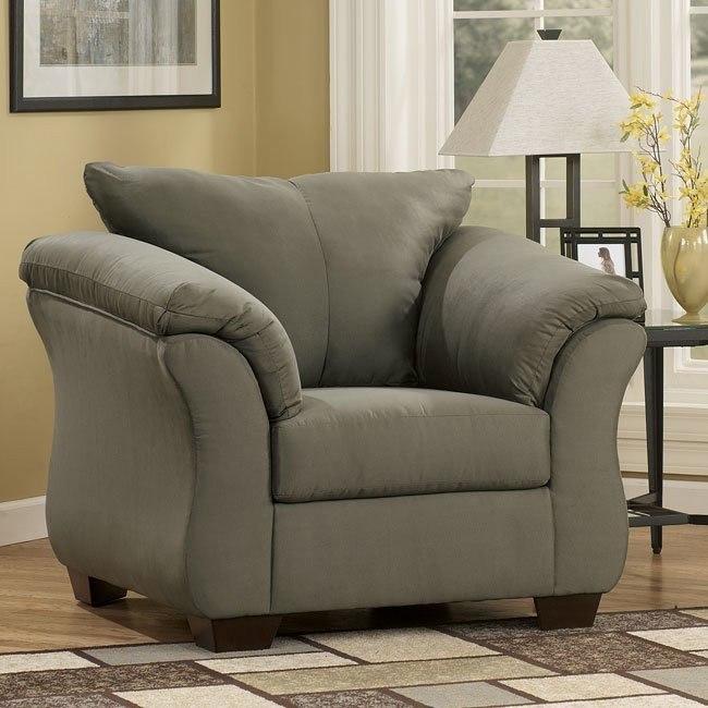 Darcy - Sage Chair