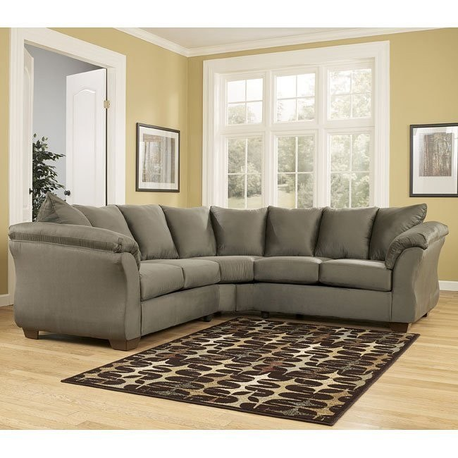 Darcy - Sage Sectional