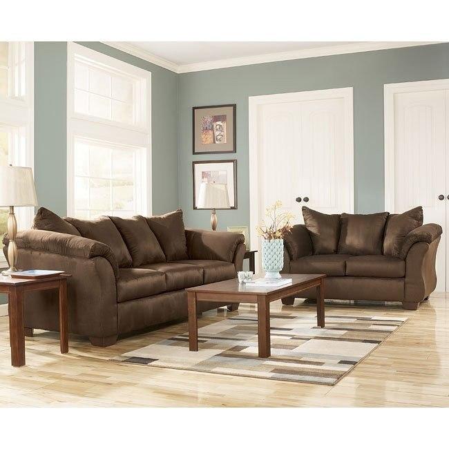 Darcy - Cafe Living Room Set