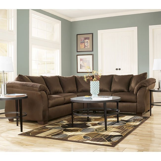 Darcy - Cafe Sectional Living Room Set