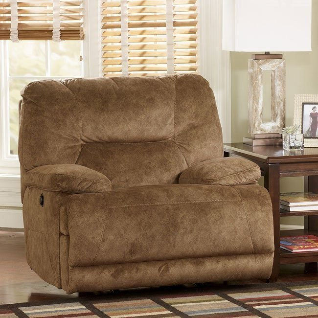 Gladiator - Nutmeg Rocker Recliner