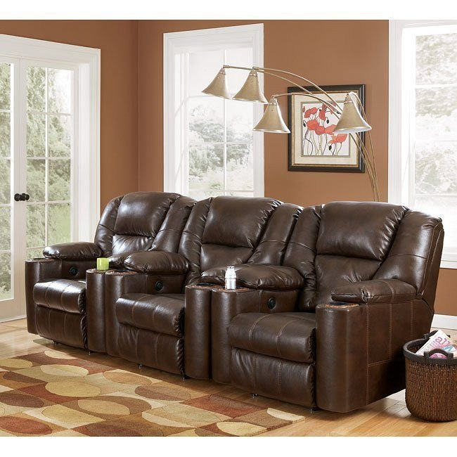 Paramount DuraBlend - Brindle Modular Theater Seating