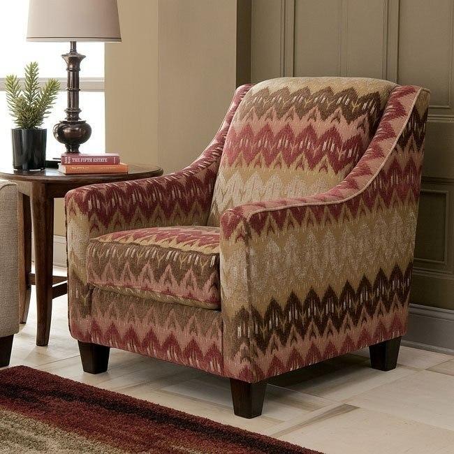 Lucinda Quartz Accent Chair
