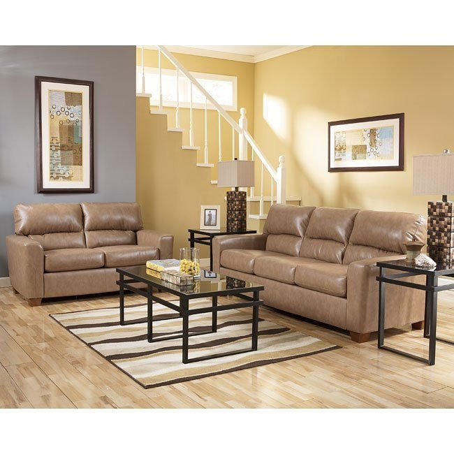 Digby - Brindle Living Room Set