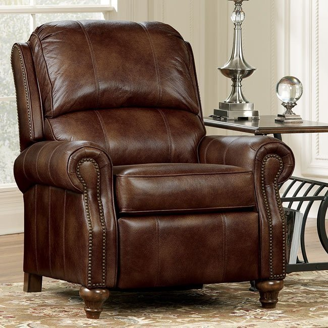 Ranger - Canyon Low Leg Recliner