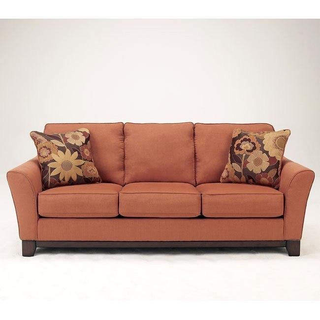 Gale - Russet Sofa