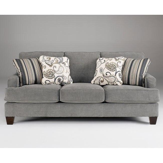 Yvette - Steel Sofa