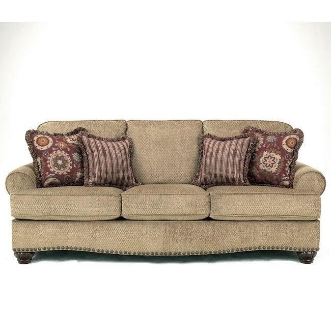 Martin Court - Caramel Sofa