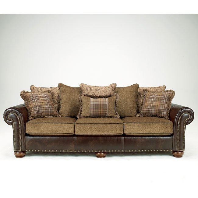 Briar Place - Antique Sofa
