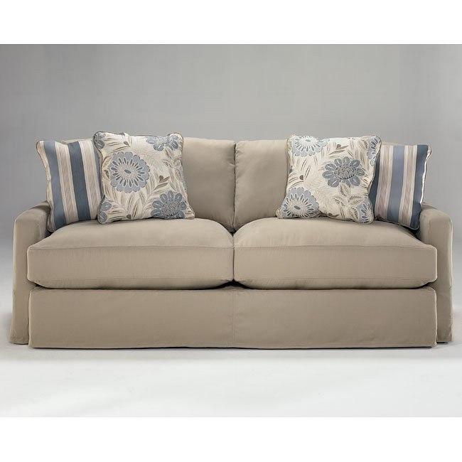 Addison - Khaki Sofa