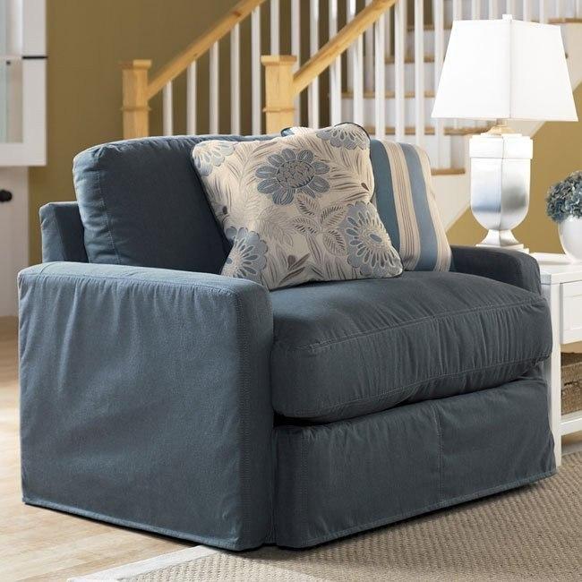 Addison - Slate Chair and a Half