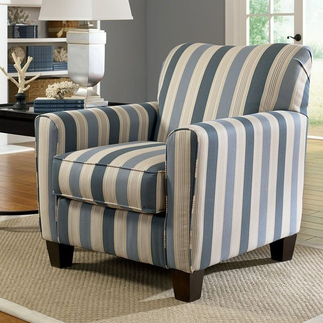 Addison - Blue Accent Chair