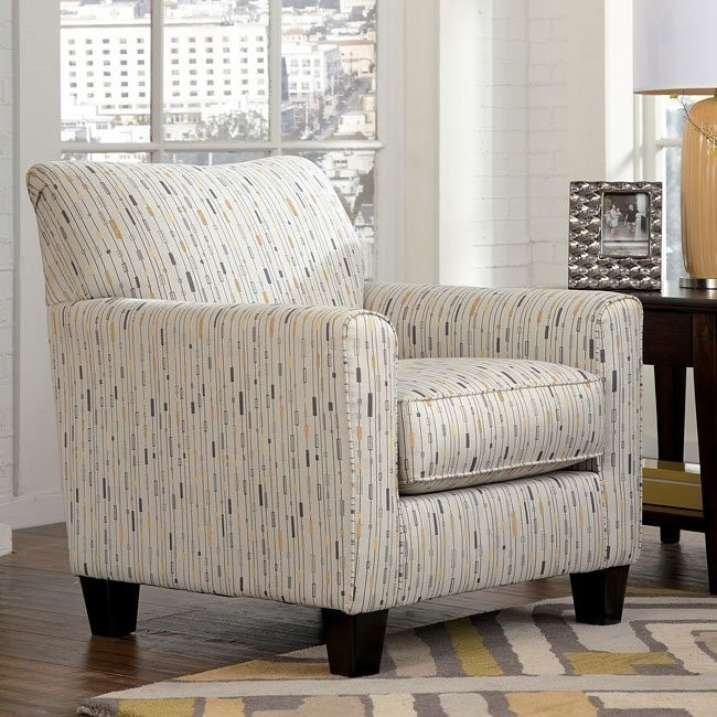 Hodan - Marble Accent Chair