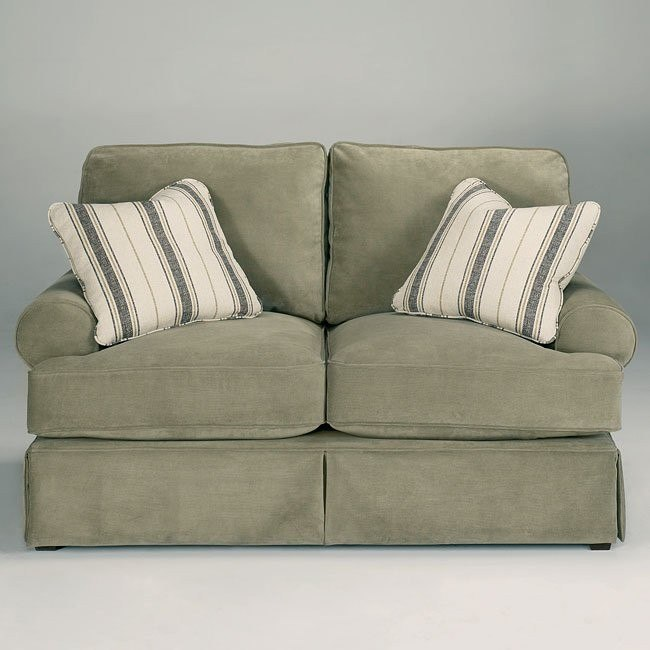Aldridge - Sage Loveseat