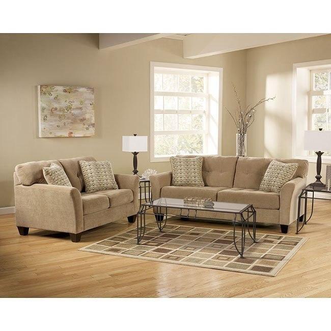 Encore - Grain Living Room Set