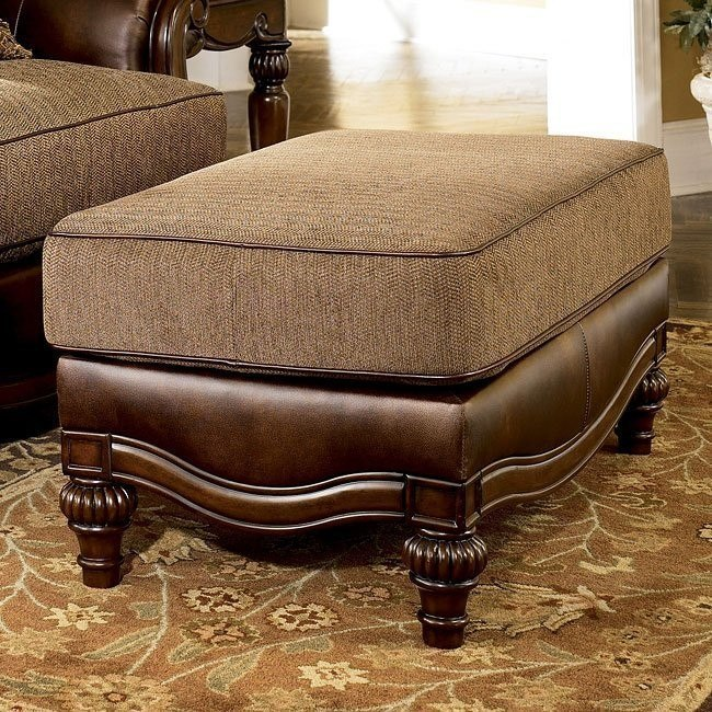 Claremore - Antique Ottoman
