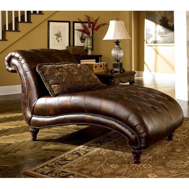 Claremore - Antique Chaise