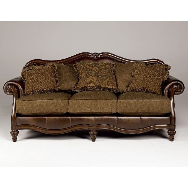 Claremore - Antique Sofa