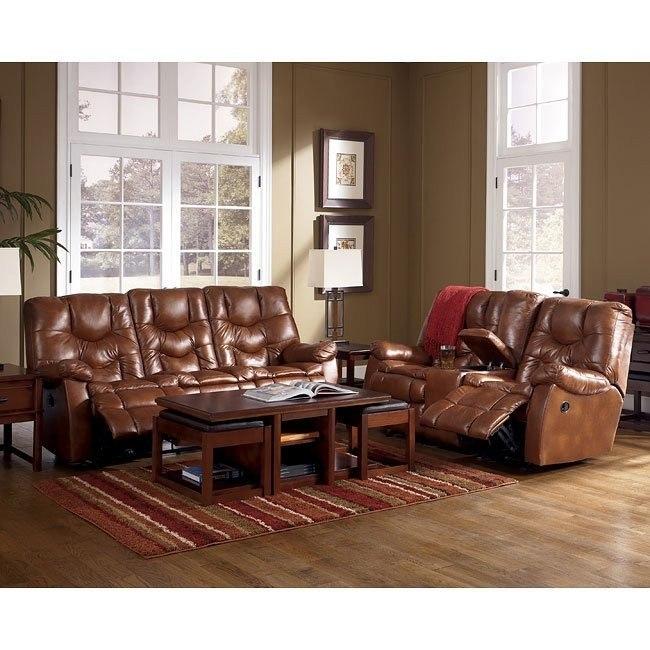 Hawkeye - Dune Power Reclining Living Room Set