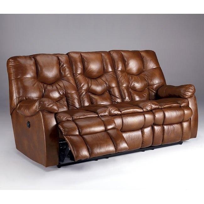 Hawkeye - Dune Reclining Sofa w/ Power