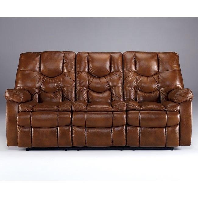 Hawkeye - Dune Reclining Sofa
