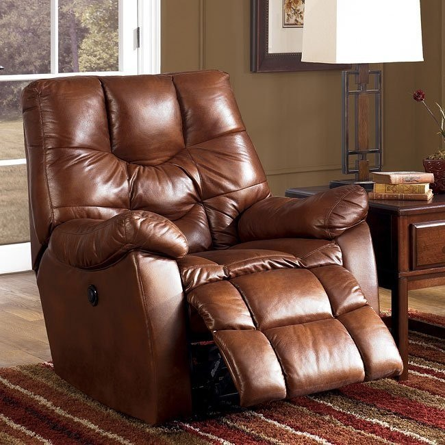 Hawkeye - Dune Rocker Recliner w/ Power