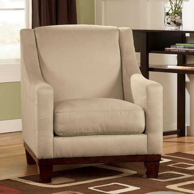 Fusion - Khaki Accent Chair