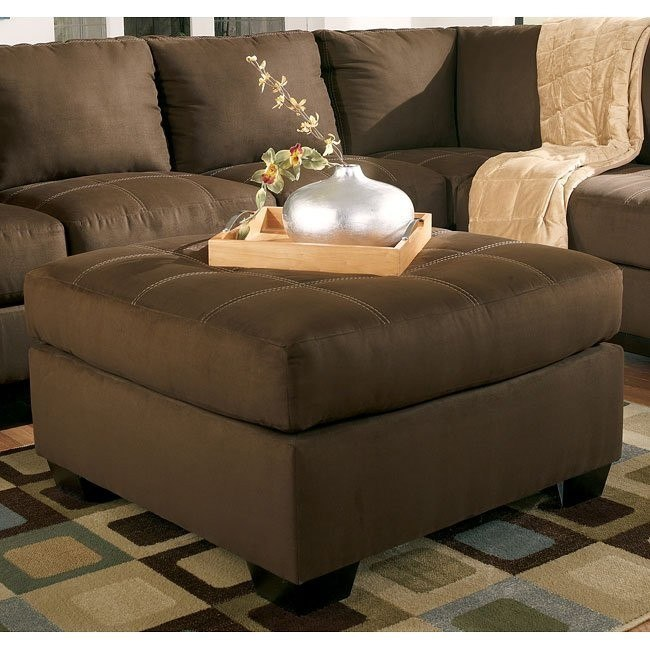 Fusion - Cafe Oversized Accent Ottoman