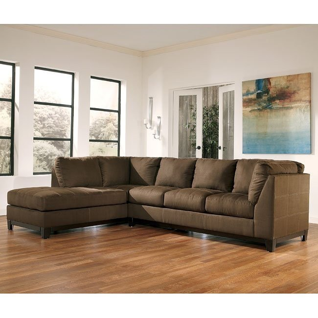 Fusion - Cafe Left Corner Chaise Sectional