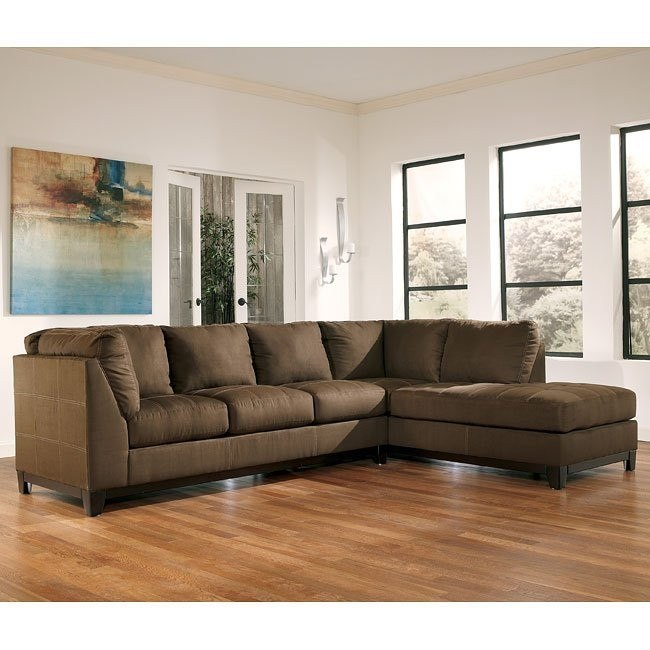 Fusion - Cafe Right Corner Chaise Sectional
