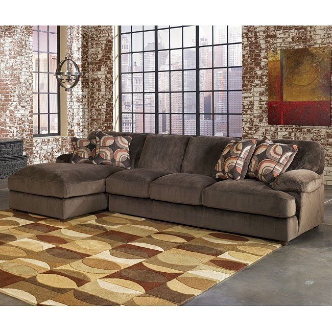 Truscotti - Cafe Large Left Chaise Sectional