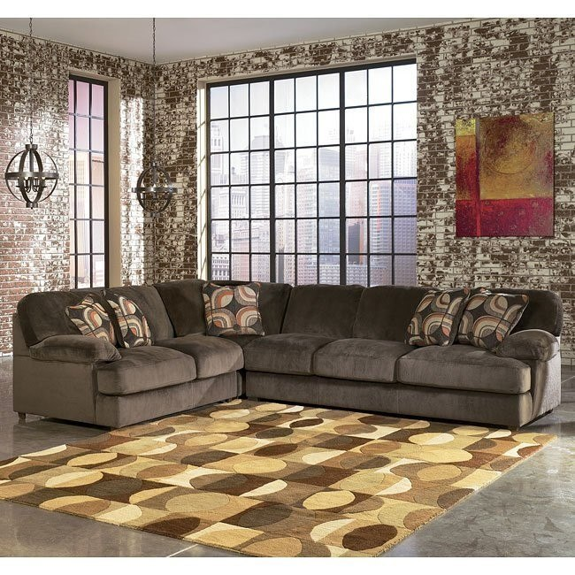 Truscotti - Cafe Corner Sectional w/ Right Sofa