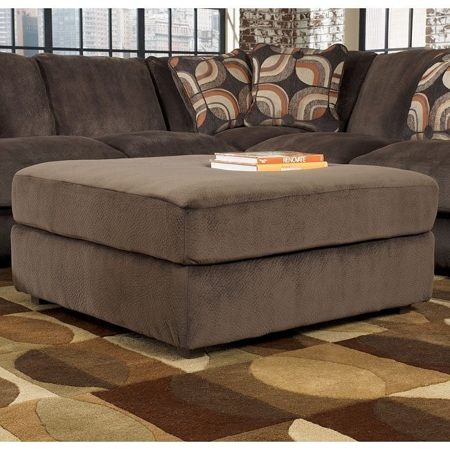 Truscotti - Cafe Oversized Accent Ottoman
