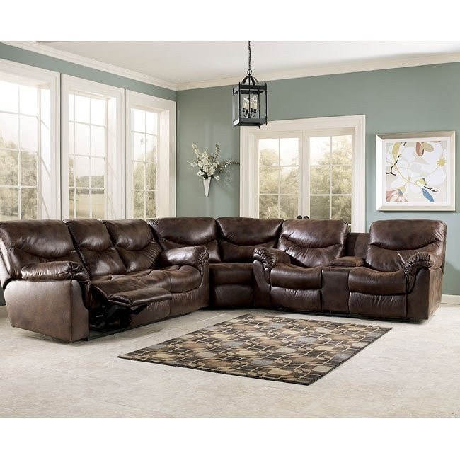 Frontier - Canyon Reclining Sectional