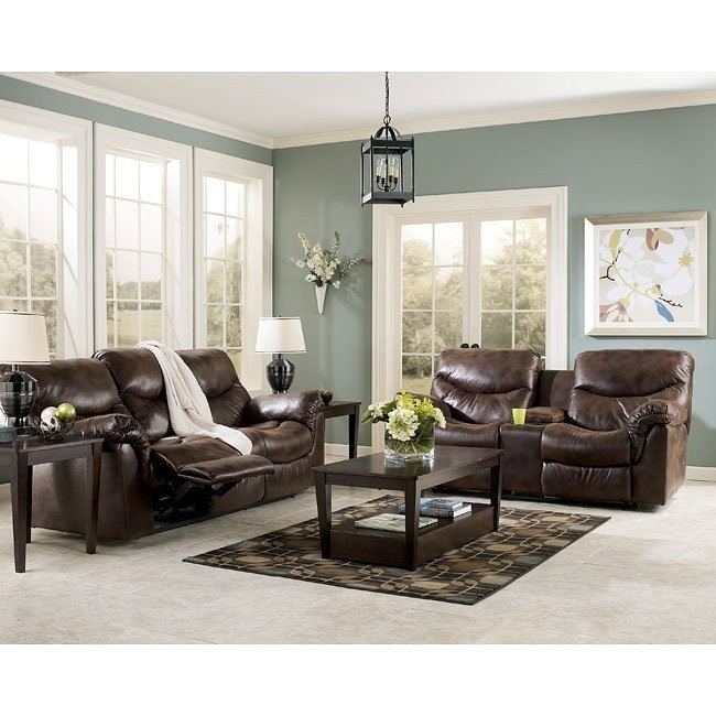 Frontier - Canyon Reclining Living Room Set
