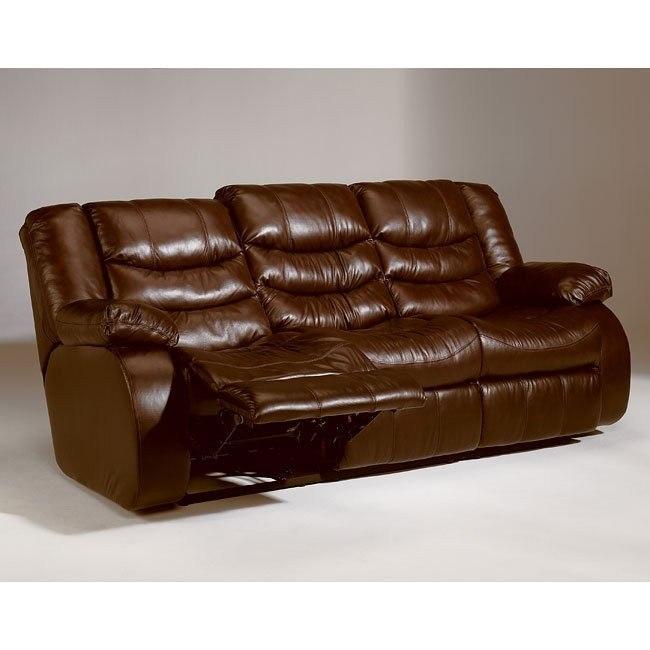 Revolution - Saddle Reclining Sofa w/ Power