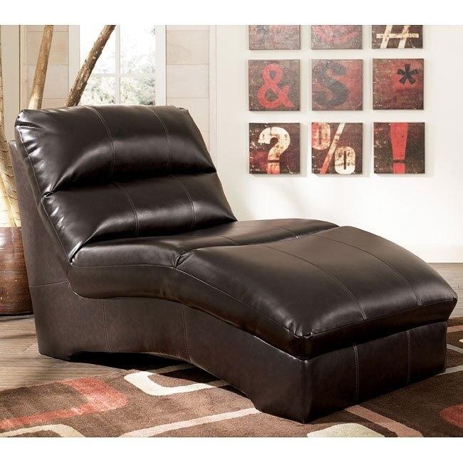 DuraBlend - Chocolate Chaise