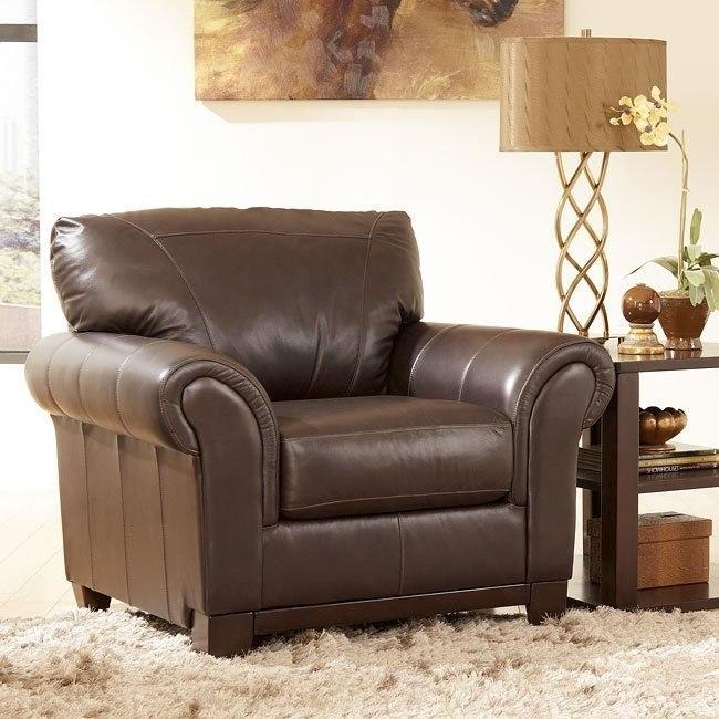 Deasil Brown Chair