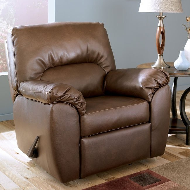 DuraBlend - Bark Rocker Recliner