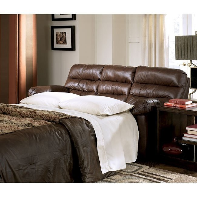 Memphis - Brown Full Sofa Sleeper