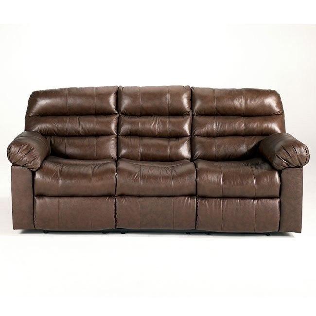 Memphis - Brown Reclining Sofa