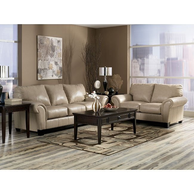 Allendale - Oyster Living Room Set